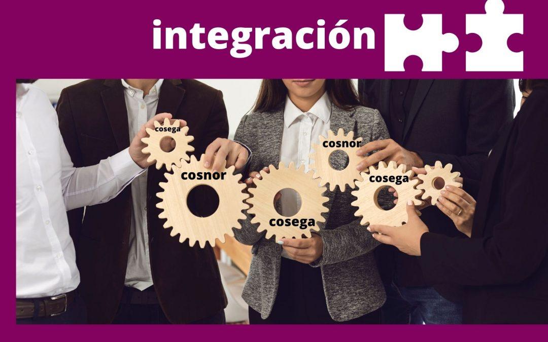 COSNOR CORREDURÍA DE SEGUROS llega a un acuerdo de integración con la Correduría COSEGA.