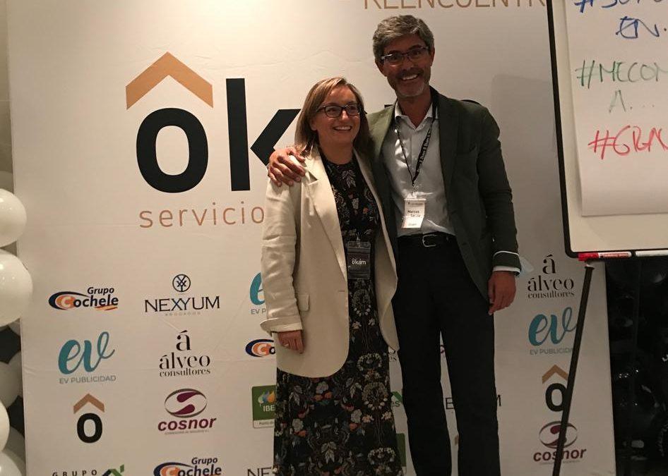 Cosnor participa en la II Convención de la Inmobiliaria ÔKAM